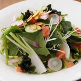 当日入荷の瑞々しい【 有機野菜 】が美味しい!