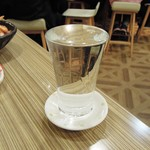 うしお - 冷酒(八海山?)