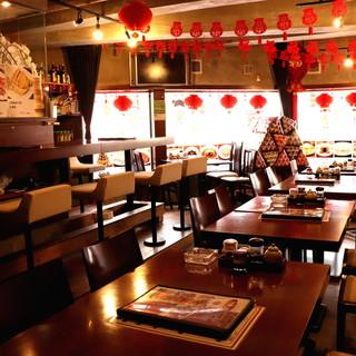 【広々座敷完備】本格上海料理を居酒屋使いで気軽に楽しめる♪