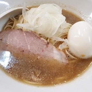 煮干中華ソバ イチカワ - 料理写真:煮干中華ソバ