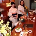 日本酒×ジャズバー リル・ダーリン - 従姉妹同士でおもてなし