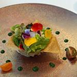 レストラン ペタル ドゥ サクラ - 前菜