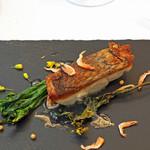レストラン ペタル ドゥ サクラ - お魚料理