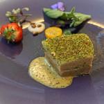 レストラン ペタル ドゥ サクラ - お肉料理