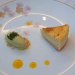 レストラン ペタル ドゥ サクラ - デザート