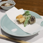 蕎麦 もり木 - 料理写真:天婦羅☆