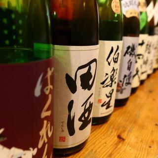 ◇日本酒・焼酎◇多彩なドリンクを豊富に取り揃え!