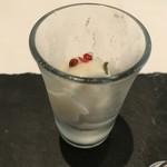 La Blanche - 玉ねぎのアイス