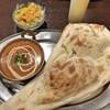 アジアンレストラン&バー メラ - 料理写真:Aセット(キーマ/ナン)