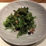 こふく - 無農薬野菜サラダ