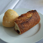 モルソー - バケットと丸パン