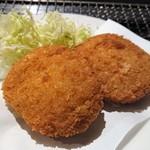 かき小屋 - 牡蠣クリーミーコロッケ