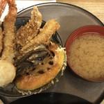 Jussai - 常天丼 ¥740