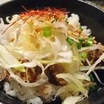 Ramensangenya - ちゃータル丼