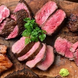 40日間熟成のこだわり熟成肉を堪能してください!