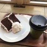 ホノルル コーヒー 道頓堀店 - コナコーヒーのアメリカン♪