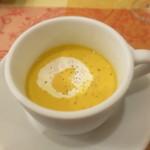 ル・レモア - 玉蜀黍のコーンスープ