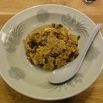 サバ6製麺所 - 料理写真:やきめし