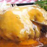 数寄屋バーグ - 濃厚チーズフォンデュ