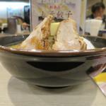 らーめん北斗 - スペシャル味噌らあめん(札幌 森住製麺16番)