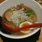 麺屋 燕 - 煮干しラーメン800円