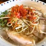 中村商店 - 海老味噌豚骨