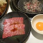 84652235 - 焼肉御膳 肉2品目