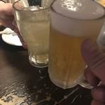 84653381 - それでは乾杯〜♫❗️