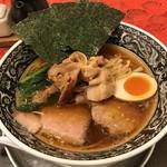 中村屋 - 特中村屋らーめん(醤油)