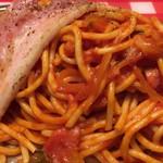 スパゲティーのパンチョ - ナポリタンアップ