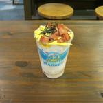 沖縄カップライス専門店 マーケット SS43 - 「ポークたまご」です。