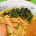 84655140 - 万楽麺(並)