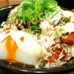 かつ丼 吉兵衛 - 韓国辛味噌マヨかつ丼 830円