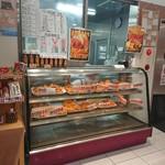 旭食肉共同組合直売所 - 揚げ物も旨いのです!