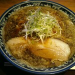 麺屋 八海山 - 料理写真:煮干そば800円(税込)