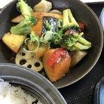 吉野家 - 料理写真:ベジ牛定食