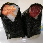 Bongo - 鮭と筋子