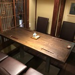 酒亭赤坂かねさく - 個室席2室(2-4名様)
