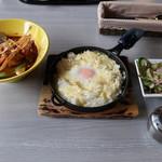 和洋食道 Ecru - 南部スープカレーランチセット990円