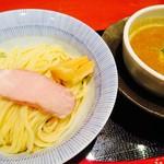 鯛塩そば 灯花 ラゾーナ川崎プラザ店 - 濃厚魚介つけ麺