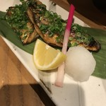 Nojika - 鯖のネギ味噌焼き