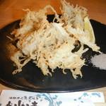 84661557 - 限定の白魚天ぷら