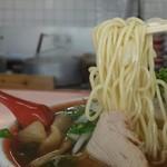ラーメン藤 守山店 - 麺