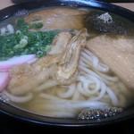 めん吉 - 料理写真:・具うどん 500円 + 大盛り 130円