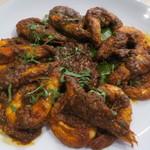バンゲラズ キッチン - ギーロースト(バナメイエビ)