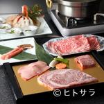六歌仙 - 贅沢の極みを堪能できる、至極の食べ放題『夕顔の宴』