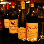 ステーキやるじゃん - 各国のワイン フランス・イタリア・スペイン・ドイツ・チリ
