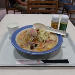 84668578 - 野菜たっぷりチャンポン