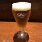 酒甫手 - 生ビール