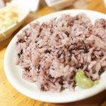 やっぱりステーキ 4th - 雑穀米
